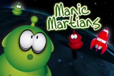 Manic Martians